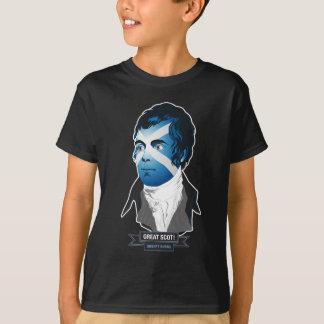 Apparel. Robert Burns, a great Scot! T-shirts
