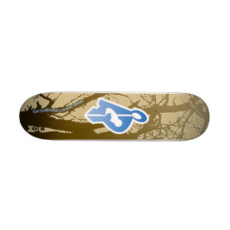 Apparent Project Mini Board Skateboard Decks