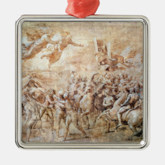 Apparition of St. Peter and St. Paul Christmas Ornament