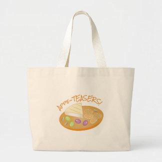 Appe-teasers Jumbo Tote Bag