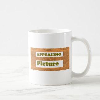 APPEALING Picture: Word Play   SECRET CODE dates Basic White Mug
