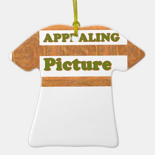 APPEALING Picture: Word Play   SECRET CODE dates Ornament