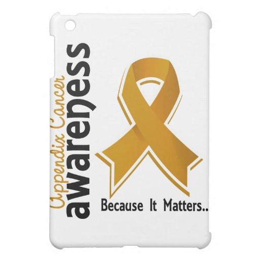 Appendix Cancer Awareness 5 iPad Mini Case