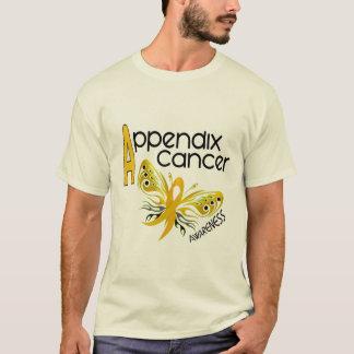 Appendix Cancer BUTTERFLY 3.1 T-Shirt