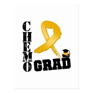 Appendix Cancer Chemo Grad Postcard