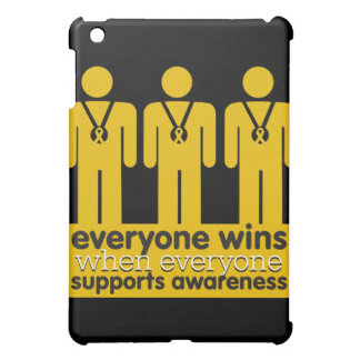 Appendix Cancer Everyone Wins With Awareness iPad Mini Cover