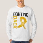 Appendix Cancer Fighting Back Tee Shirt