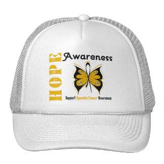 Appendix Cancer Hope Awareness Trucker Hat