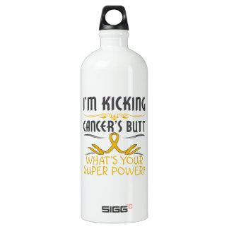 Appendix Cancer Kicking Cancer Butt Super Power SIGG Traveller 1.0L Water Bottle