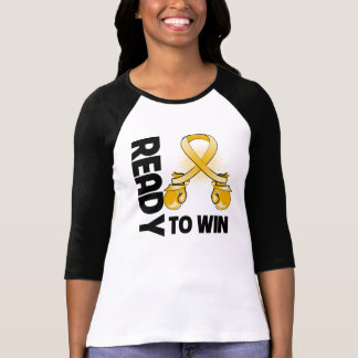 Appendix Cancer Ready To Win T Shirts