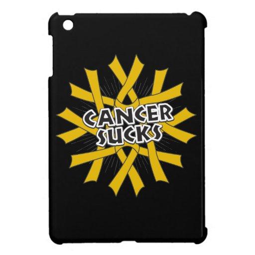 Appendix Cancer Sucks iPad Mini Case