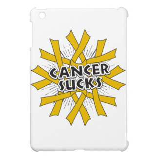 Appendix Cancer Sucks iPad Mini Cover
