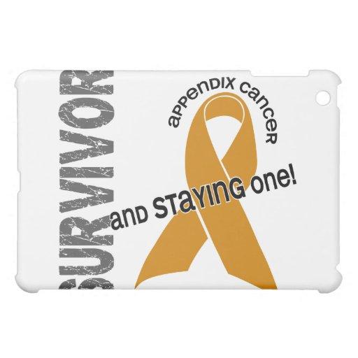Appendix Cancer Survivor 1 Cover For The iPad Mini