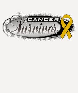 Appendix Cancer Survivor Shirt