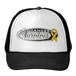 Appendix Cancer Survivor Trucker Hat