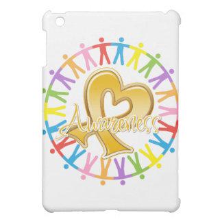 Appendix Cancer Unite in Awareness iPad Mini Cases
