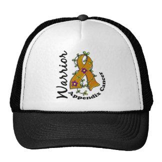 Appendix Cancer Warrior 15 Mesh Hats