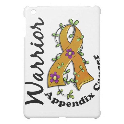 Appendix Cancer Warrior 15 iPad Mini Cases