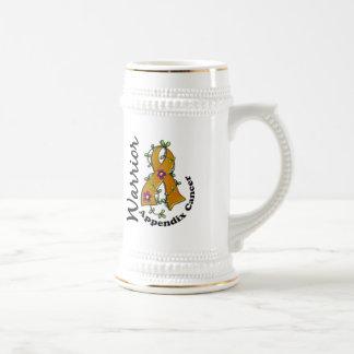 Appendix Cancer Warrior 15 Coffee Mug