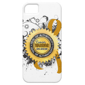 Appendix Cancer Warrior 23 iPhone 5 Cover