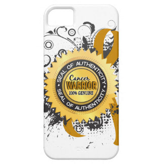 Appendix Cancer Warrior 23 iPhone 5 Cases