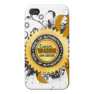 Appendix Cancer Warrior 23 iPhone 4 Case