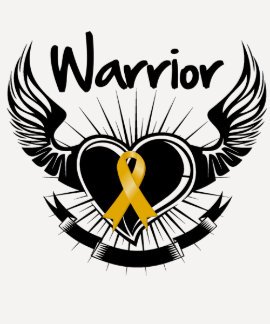 Appendix  Cancer Warrior Fighter Wings Tee Shirts