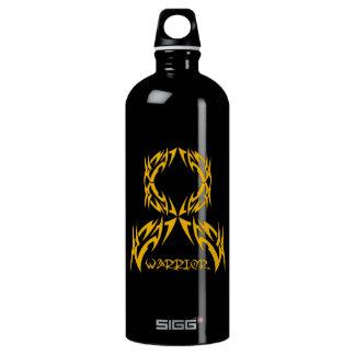 Appendix Cancer Warrior Tribal Ribbon SIGG Traveller 1.0L Water Bottle