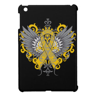 Appendix Duct Cancer Cool Wings Case For The iPad Mini
