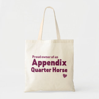 Appendix Quarter Horse