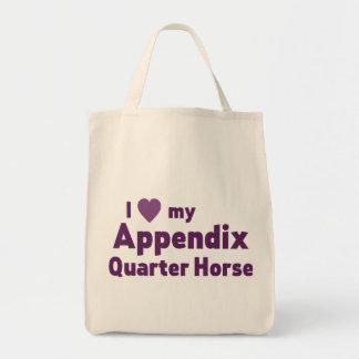 Appendix Quarter Horse Bags