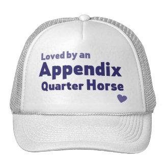 Appendix Quarter Horse Cap