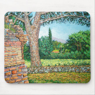 Appia Antica View 2008 Mouse Mat
