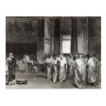 Appius Claudius Postcard