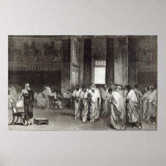 Appius Claudius Poster
