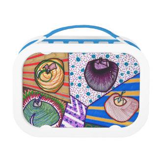 apple (2016) lunch box