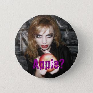 Apple? 6 Cm Round Badge
