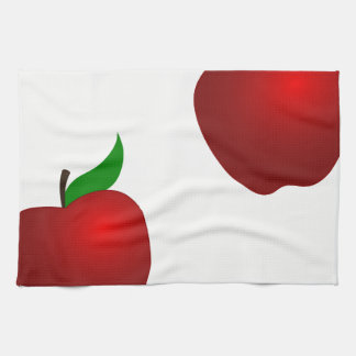 Apple and Apple Tea Towel