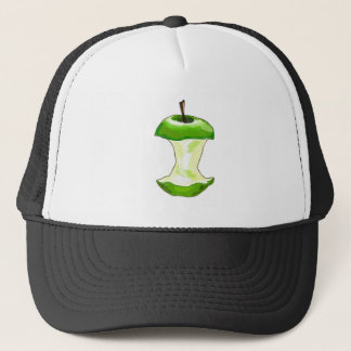 Apple apple housing Apfelbutzen apple core Trucker Hat