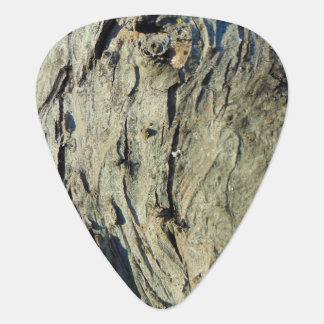 Apple Bark Texture Guitar Pick