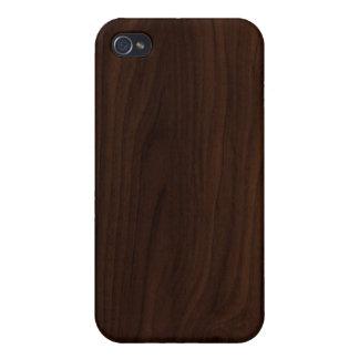 Apple Birch Wood Grain iPhone Case iPhone 4/4S Covers