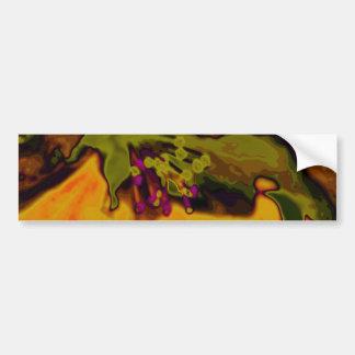 Apple blossom bumper stickers