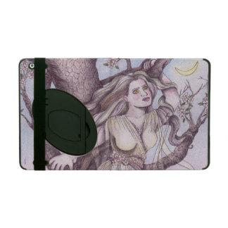 Apple Blossom Dryad Fairy Faerie Fantasy Myth iPad Cover