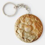 Apple Blossom Pie Key Chain
