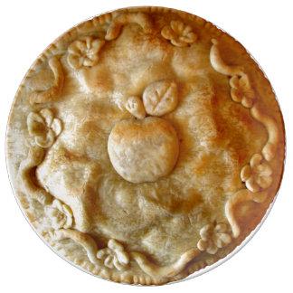 Apple Blossom Pie Plate
