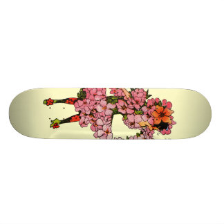 Apple Blossom Skate Decks