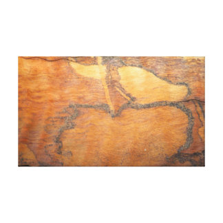 Apple Boat Canvas Print