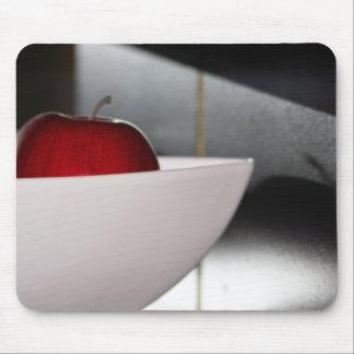 Apple Boat mousepad