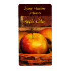 Apple Cider Labels