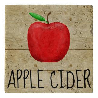 Apple Cider Red Apple Trivet